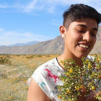 Queer doula, herbalist, educator, activist La Loba Loca.
