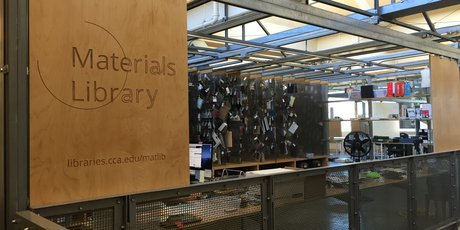 Materials Library in San Francisco