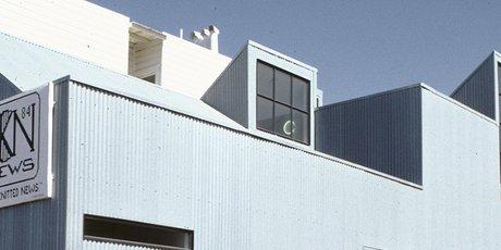 Capp Street Project exterior, 65 Capp Street San Francisco, 1984