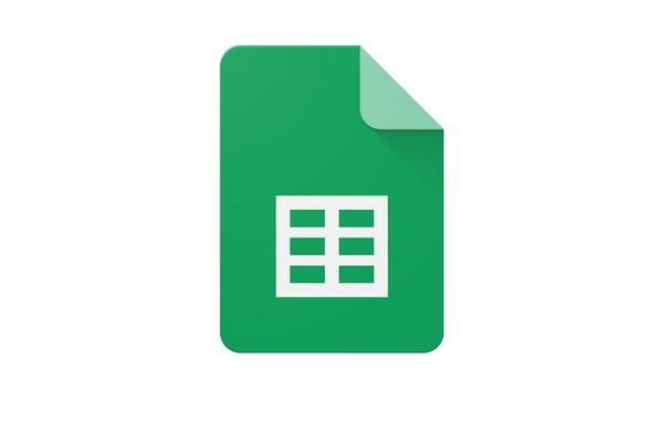 Google Sheets Card