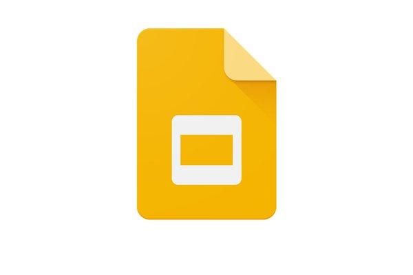 Google Slides Card