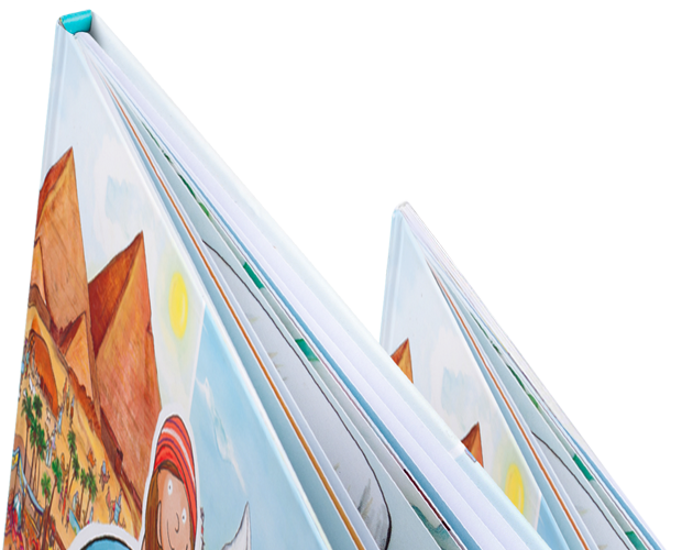 Book binding quality for Search and Find World Book