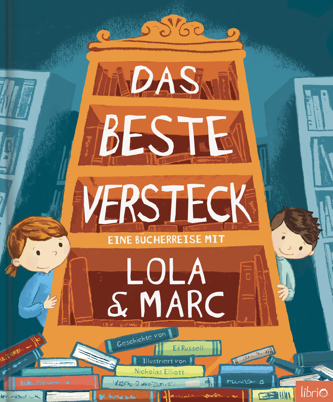 Image of Personalisiertes Kinderbuch - Das beste Versteck