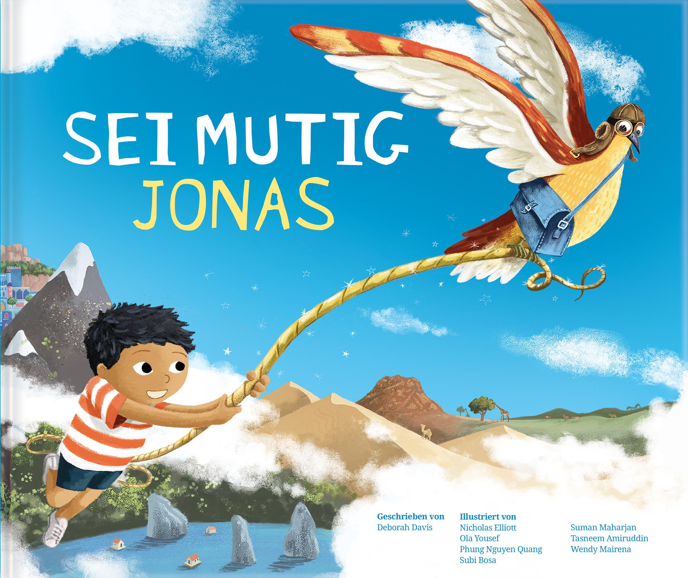 Image of Neu Sei mutig - Das personalisierte Kinderbuch zum Schulstart von Librio