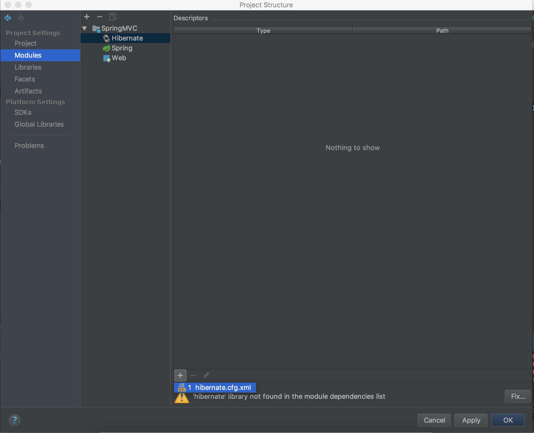 How to install Hibernate in IntelliJ IDEA | Lich_Amnesia's Blog