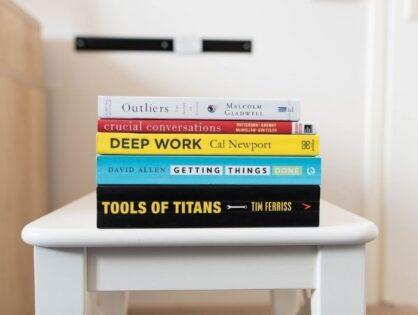 12 książek o osiąganiu celów na 2021 rok