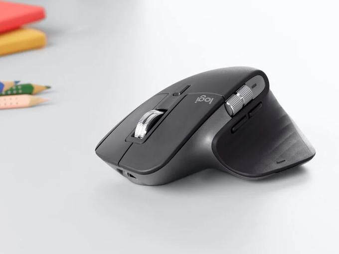 Myszka Logitech MX Master 3 - idealna dla kreatywnych