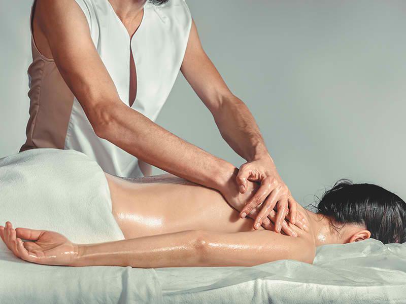 In Studio Massage - Massage Rx