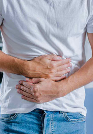 Abdominal Pain Therapy | Massage Rx
