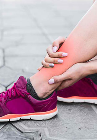 Ankle Pain Therapy | Massage Rx
