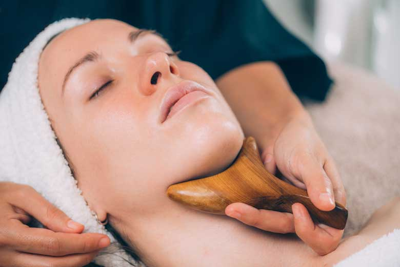 Lymphatic Drainage Massage Face What is it | Massage Rx