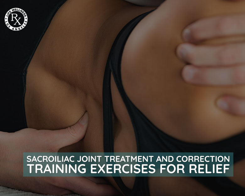 Sacroiliac Joint Treatment and Correction Training Exercises For Relief | Massage Rx