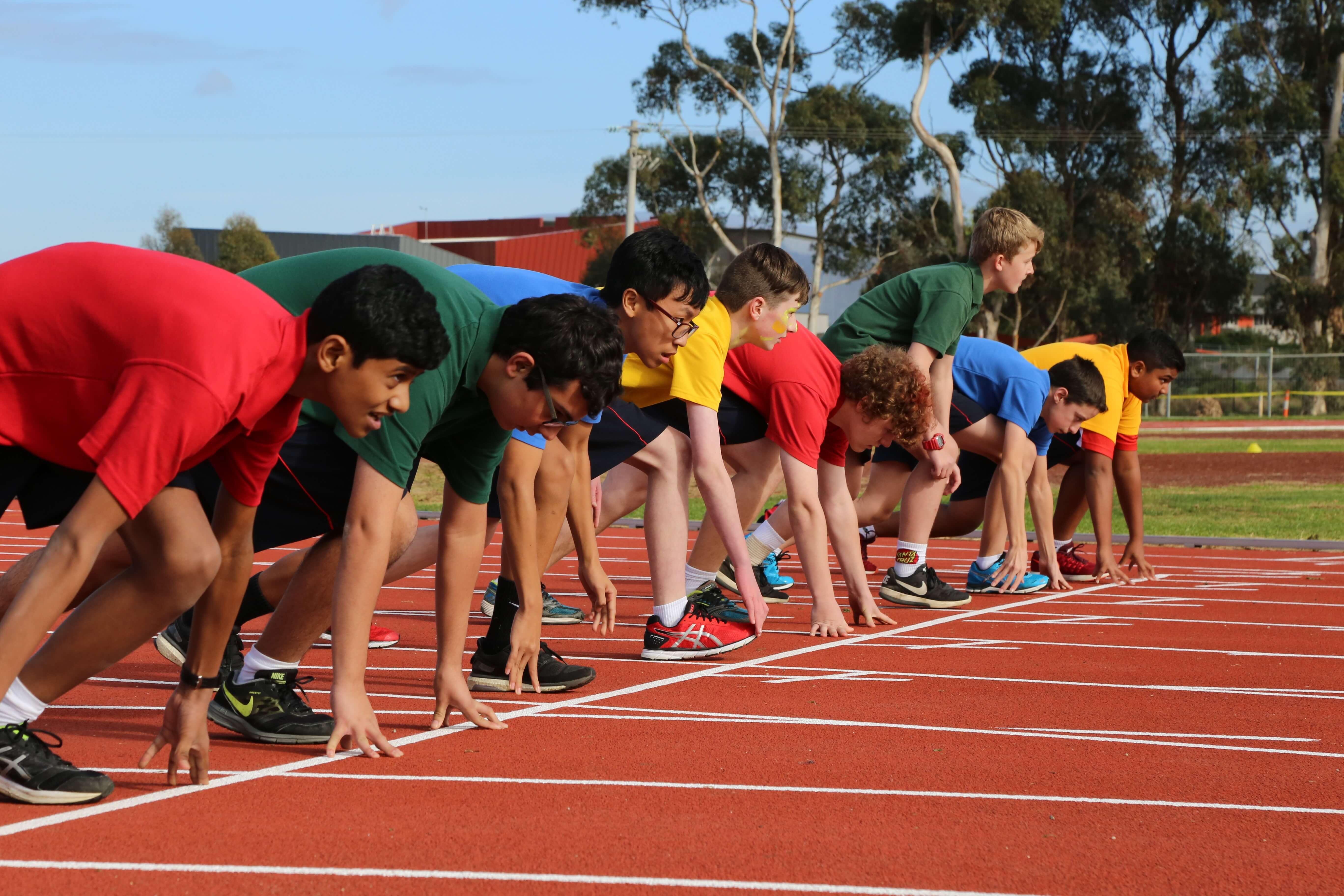 Heathdale SS students sport