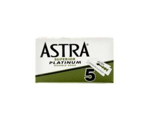 Astra Superior Platinum -Bambaw Losse scheermesjes 5 stuks