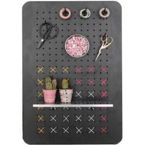 Pinbord medium - Zwart - Superette Ninette