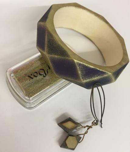 Houten juwelen - workshop - Superette Ninette