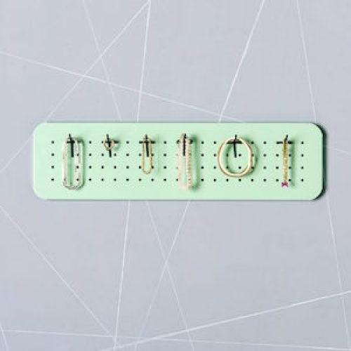 Pinbord small - Mint - Superette Ninette