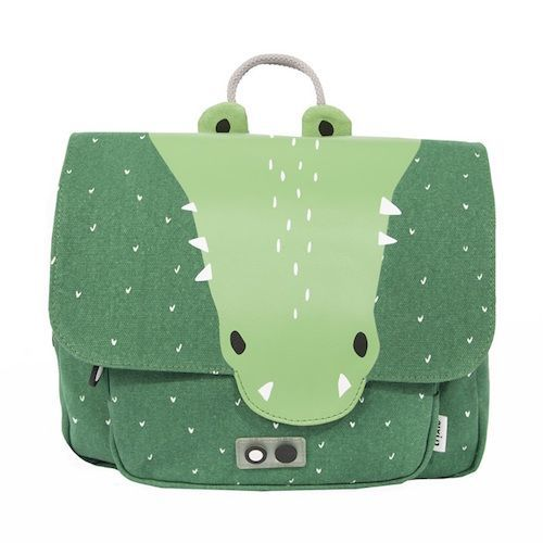 Boekentas Mr. Crocodile – Trixie