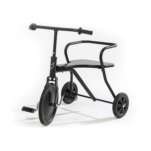 Driewieler zwart – Foxrider