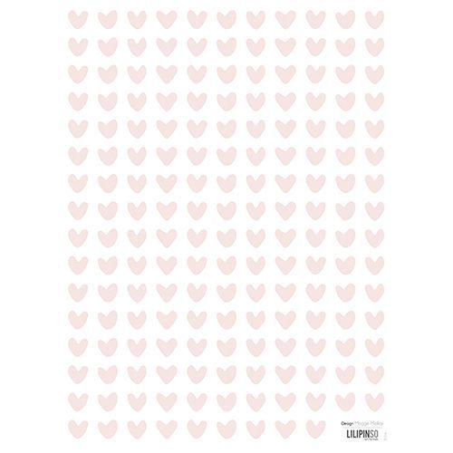 Muurstickers hartjes roze – Lilipinso