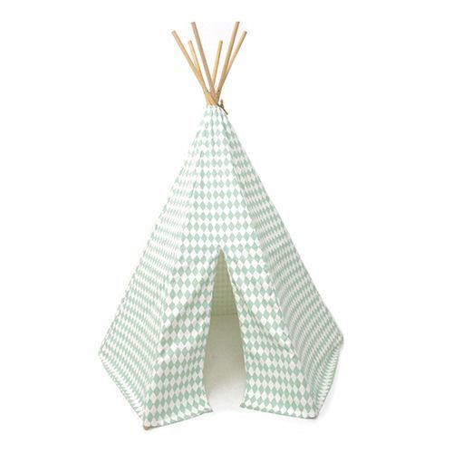 Tipi Arizona diamonds groen – Nobodinoz