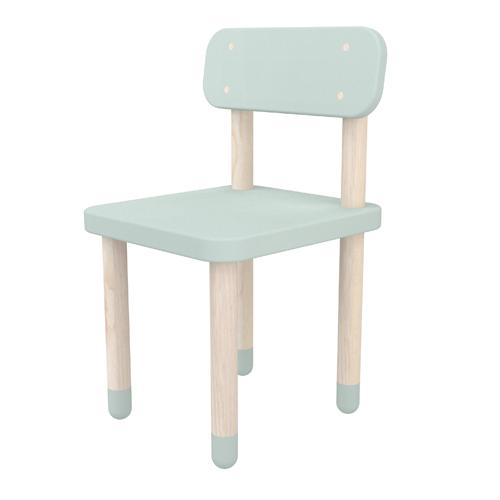 Kinderstoel muntgroen – Flexa Play