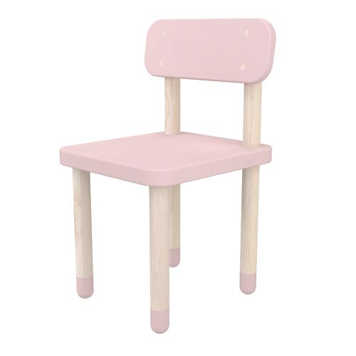 Kinderstoel roze – Flexa Play