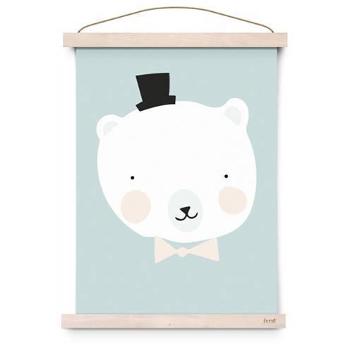 Poster Mr Polar – Eef Lillemor