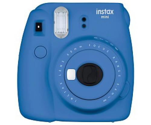 Instax Mini 9 cobalt blue