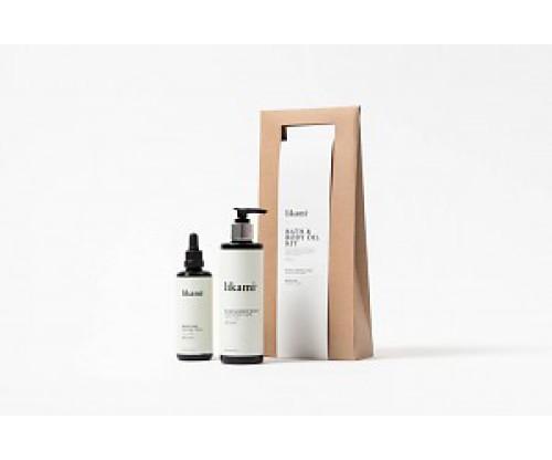 Likami bath & body oil kit