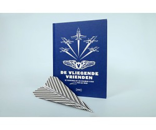 Stratier vriendenboek de vliegende vrienden