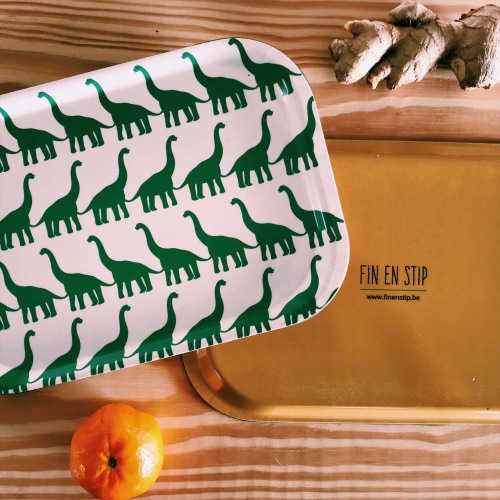 Dino's Boterhamplankje