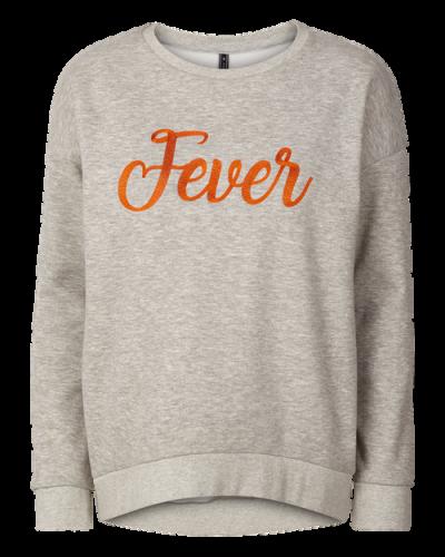 Fever Sweater - lekke warm - geborduurd