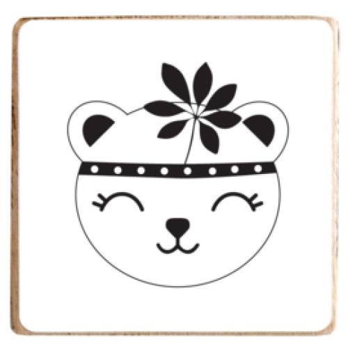 MAGNEET | Bear White