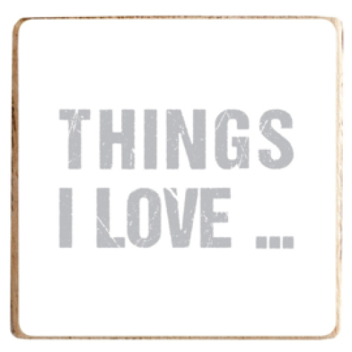 MAGNEET | Things I love
