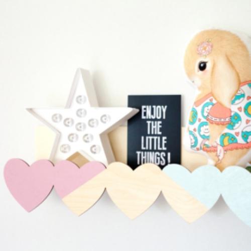 WANDPLANK | Heart