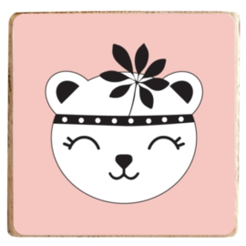 MAGNEET | Bear Pink