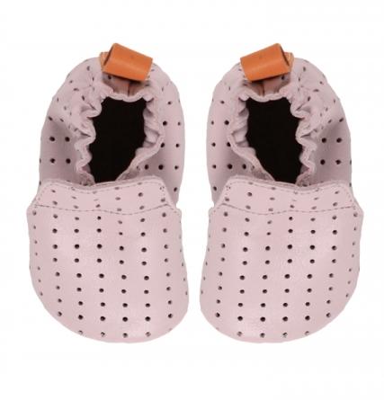 baby mocks holes
