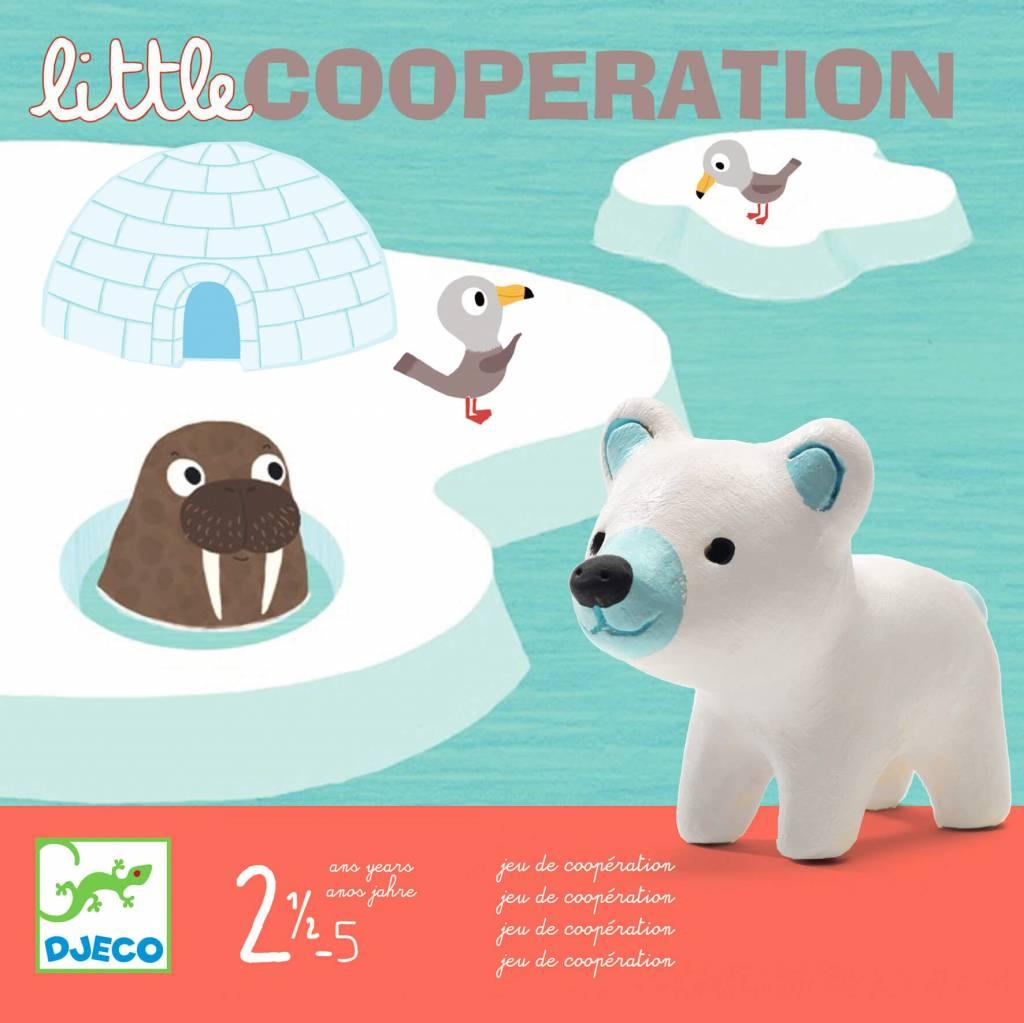 Educatief speelgoed - gezelschapspel Little Cooperation | Djeco
