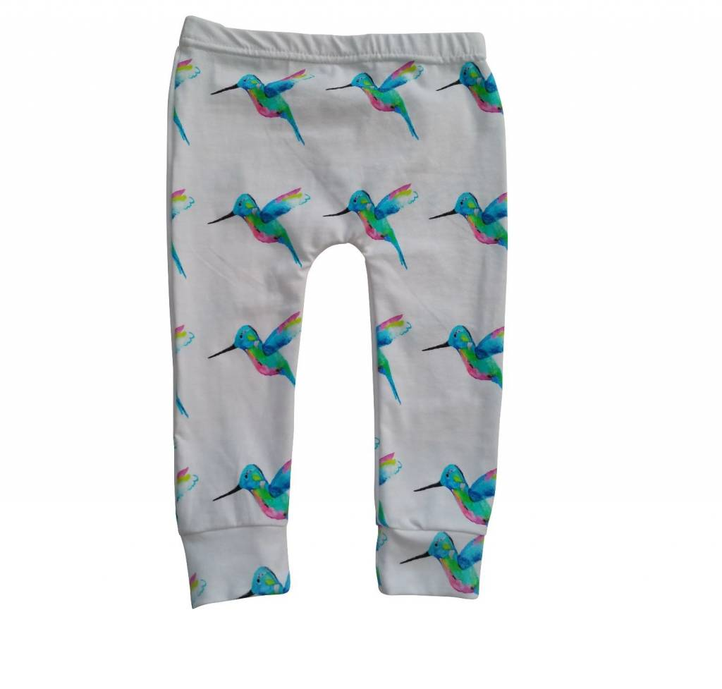 To The Moon Kids And Back - Legging Birdy