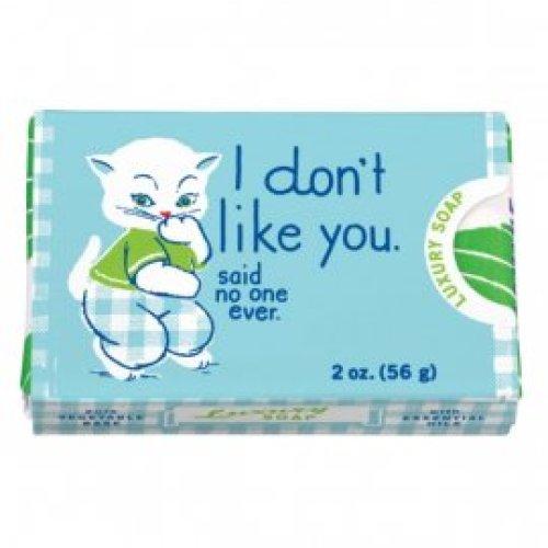 Zeepje Blue Q - I don't like you (said no one ever)