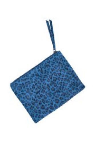 Ichi - Sinne clutch blue