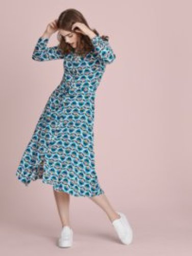 Yeye - Pansy dress