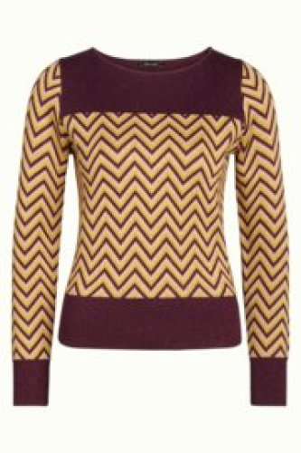 King Louie - Bella knit top Indra