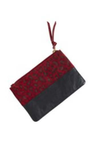Ichi - Sinne purse red