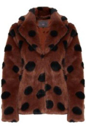 Ichi - Furdot jacket