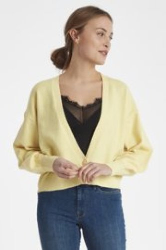 Ichi - Alpa cardigan pineapple