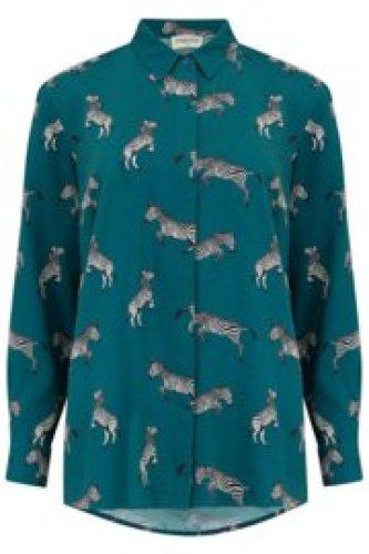 Sugarhill - Joy zebras shirt