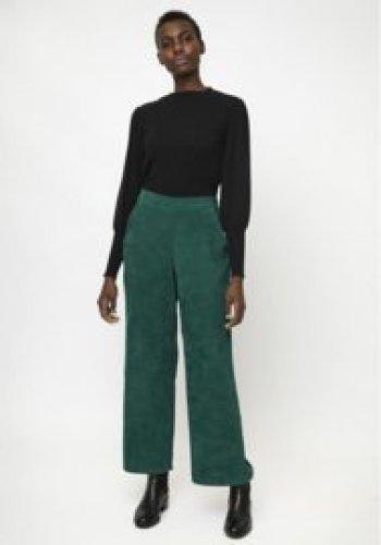 Compania Fantastica - Straight pants green