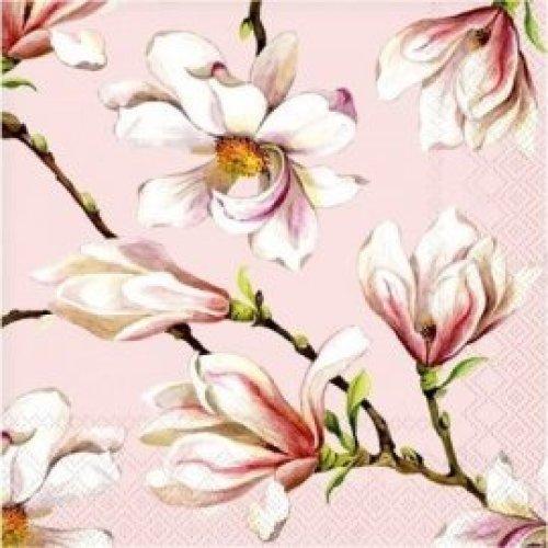 Servietten Magnolia